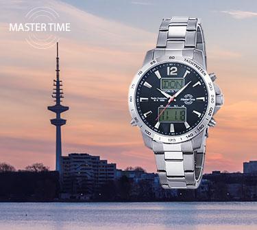 Master Time Uhren